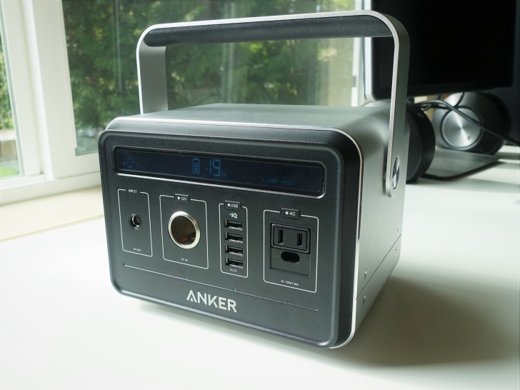 World's Largest PowerBank-Anker Powerhouse(1,20,600mAh)-infogalaxy.in