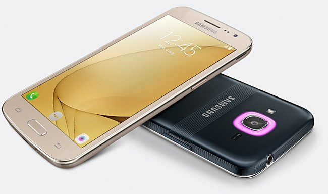 Samsung J2 with Smart Glow Feature Launched