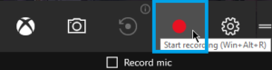 How To Record Your Screen In Windows 10 Without Any Software