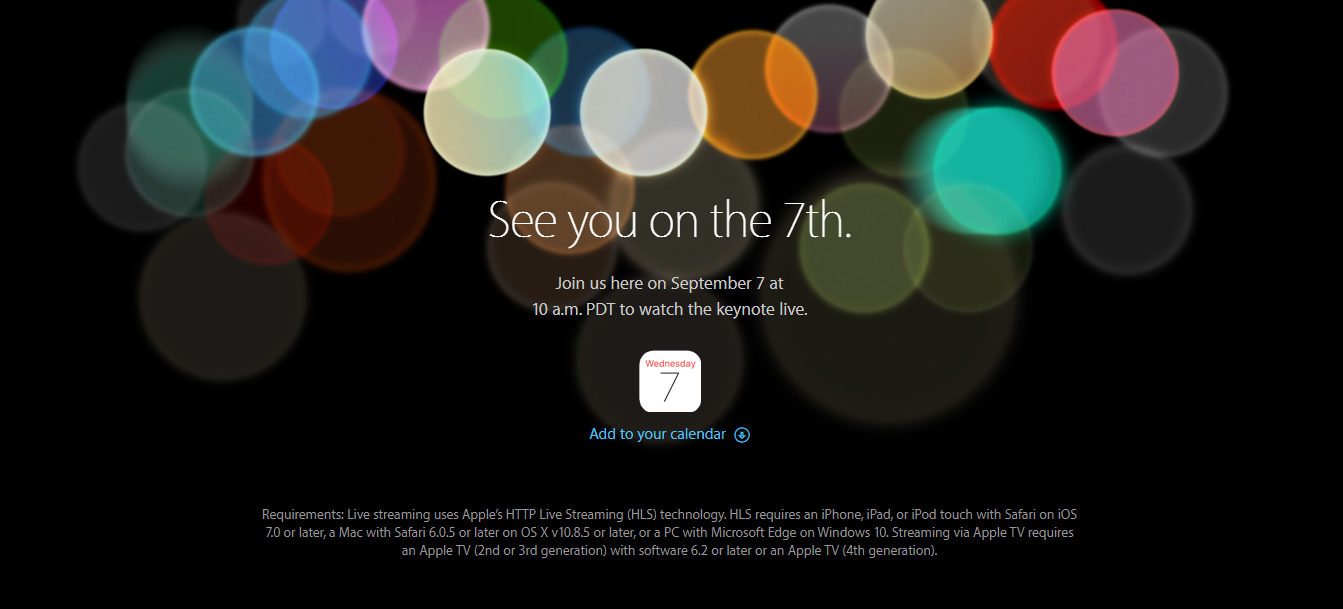 How to Watch Apple Launch Events