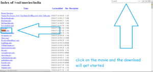 How To Get Direct Download Link Of Any Movie