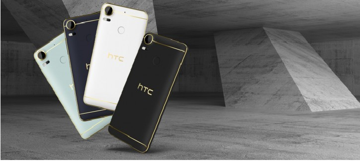 HTC Launched HTC Desire 10 Lifestyle and HTC Desire 10 Pro