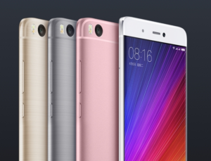 Xiaomi Launched Mi5S In China