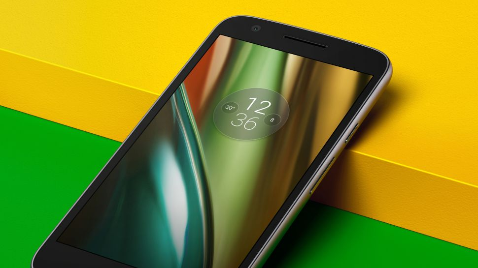 Moto E3 Power With Splash Proof Design