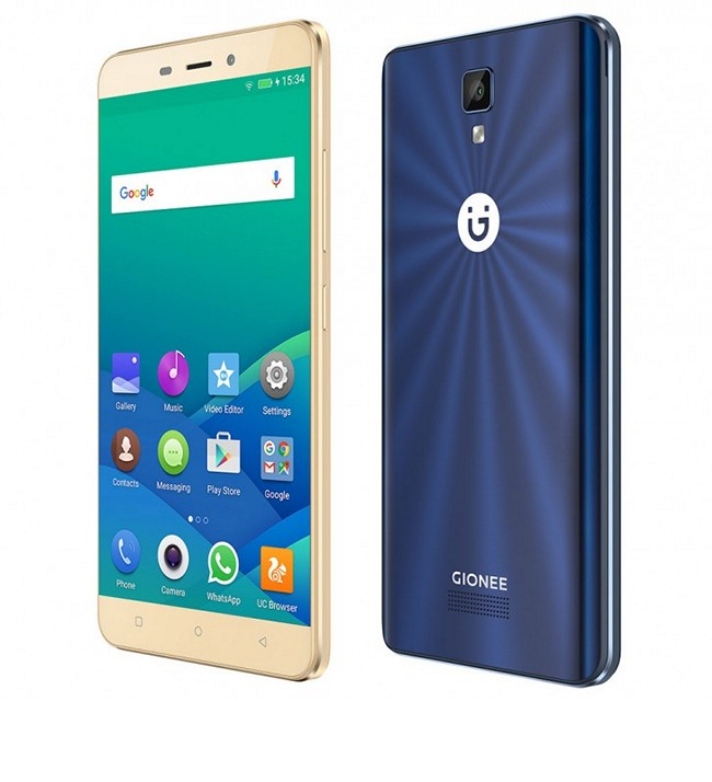 Specifications of Gionee P7 Max