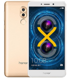 Huawei Honor 6X Launched With Dual Cameras