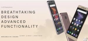 LeEco Launched LeEco Le S3 in the US
