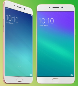 Oppo launched Oppo R9s in china