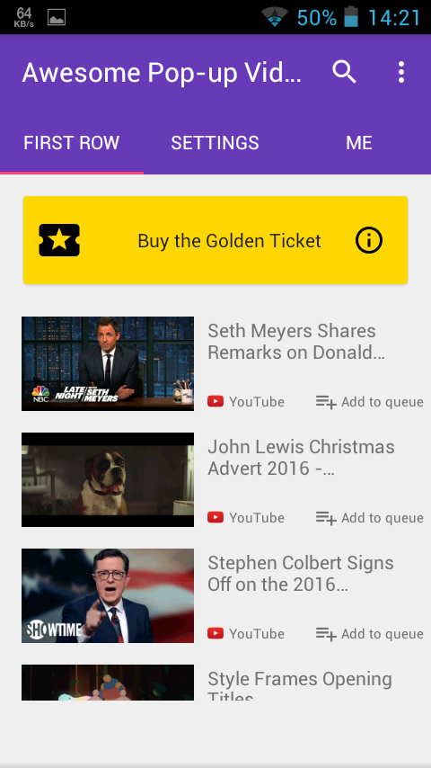 How To Watch YouTube Videos In Floating Bar In Android