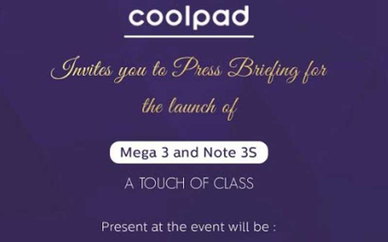 Pricing And Specifications Of Coolpad Note 3s