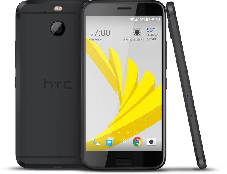 HTC Bolt Launched With No Headphone Jack
