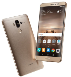 Huawei Mate 9 Launched With 4GB RAM And Dual Camera Setup