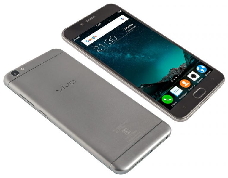 Vivo Launched Vivo V5 With 20MP Front Facing Camera With Moonlight Flash