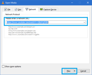How To Download YouTube Video By VLC Media Player