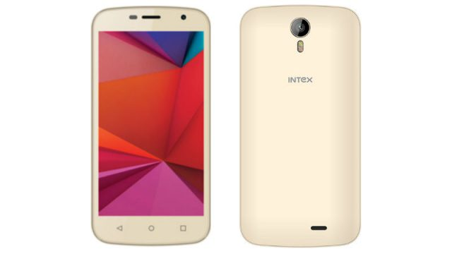 Intex launched Intex Classic 2 with 1GB RAM, 4G LTE at 4600INR