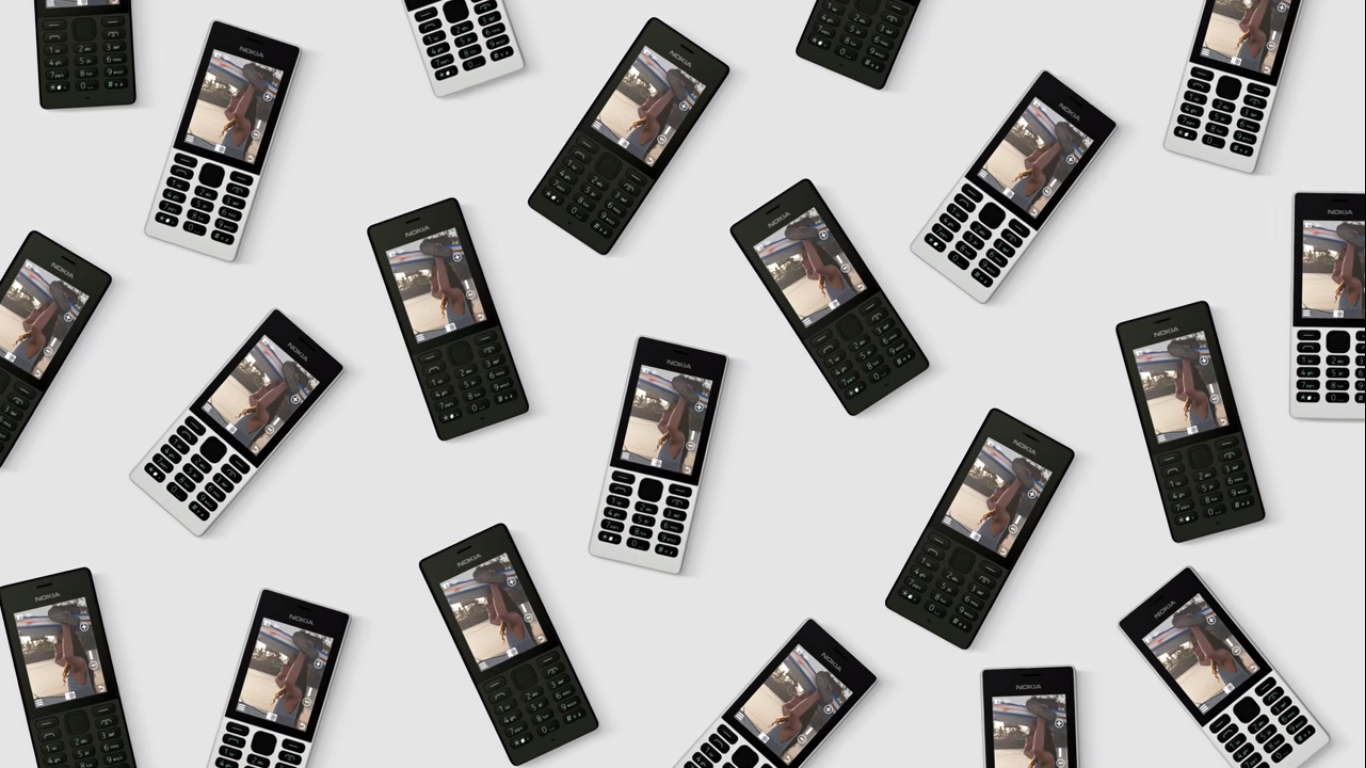 HMD Unveiled Two New Nokia Feature Smartphones
