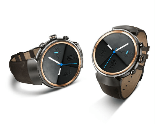 ASUS launched ASUS Zenwatch 3 in India with Snapdragon Wear 2100 Processor
