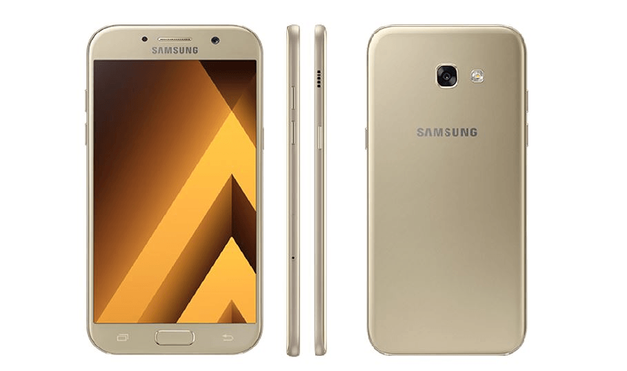 Samsung Galaxy A5 2017 Edition With Water Resistant Body