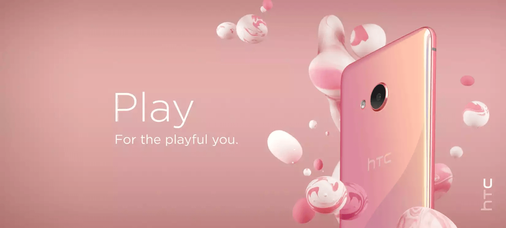 HTC U Play Launched With Mediatek Helio P10 Processor And No 3.5mm Audio Jack