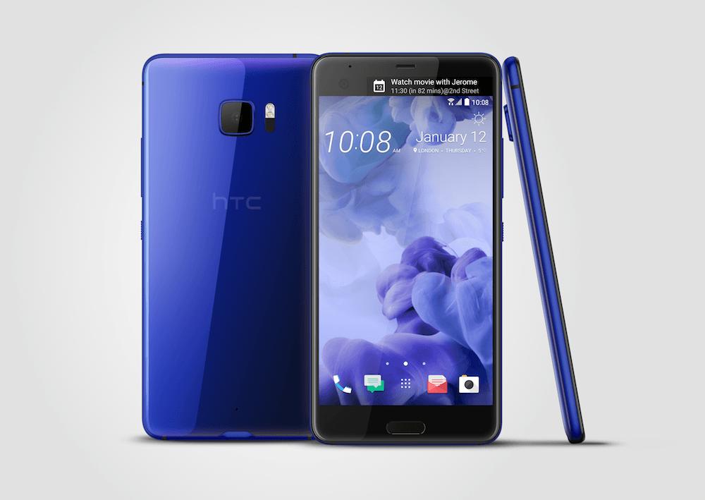 HTC U Ultra Comes With HTC Sense Companion AI And Secondary Screen