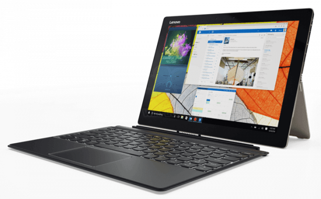 Lenovo Has Unveiled Lenovo Miix 720 Which Is Surface Pro Challenger