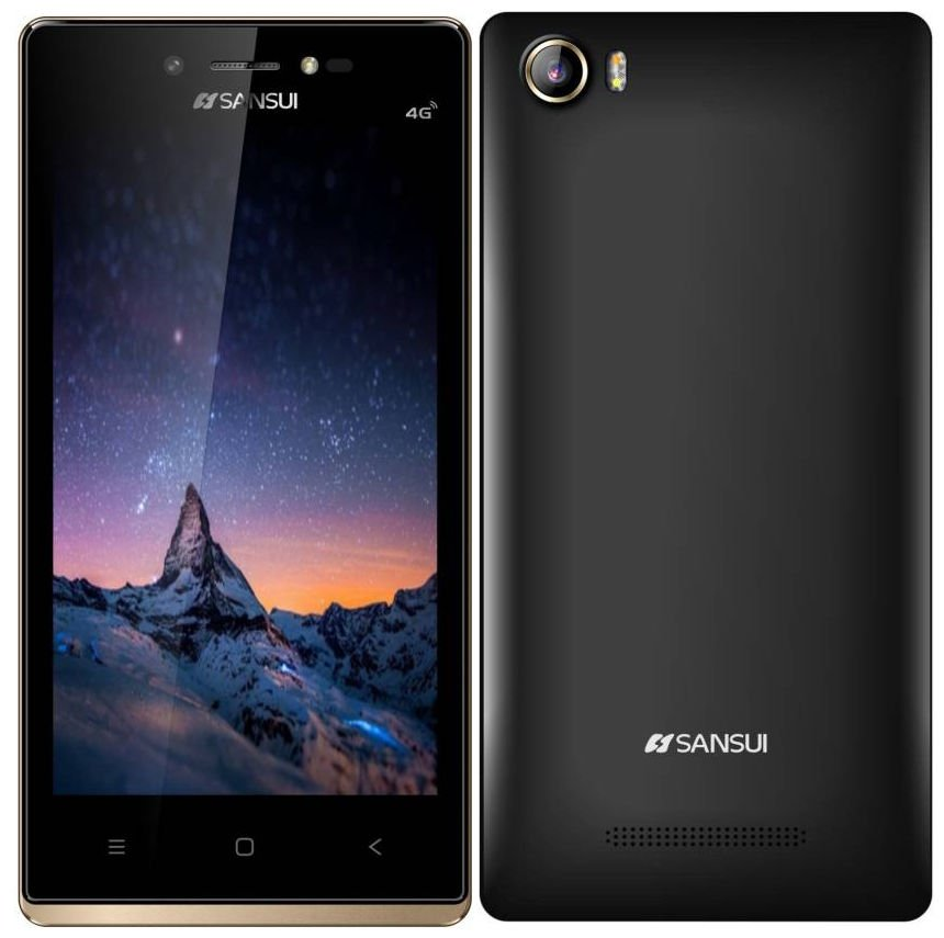 Sansui Launched Horizon 1 Budget Oriented Smartphone