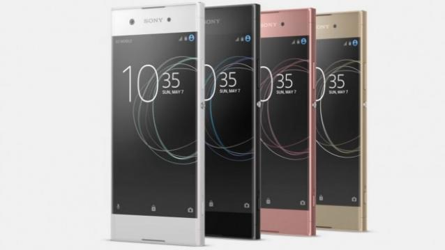 Sony Launched Sony Xperia XA1 With MediaTek Helio P20 Chipset