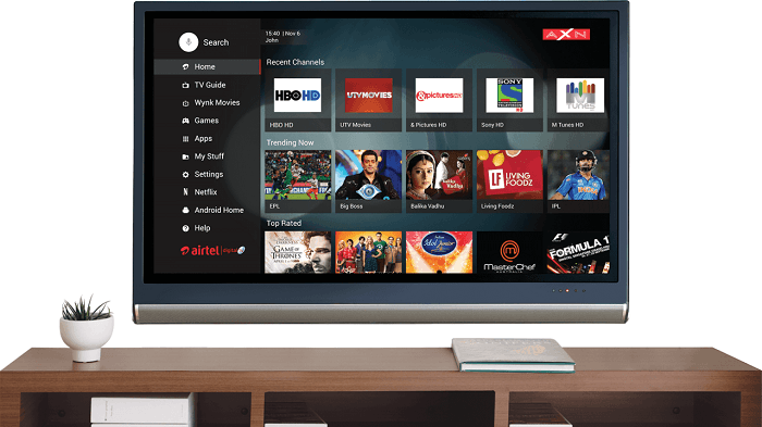 Everything You Need To Know About Airtel Internet TV
