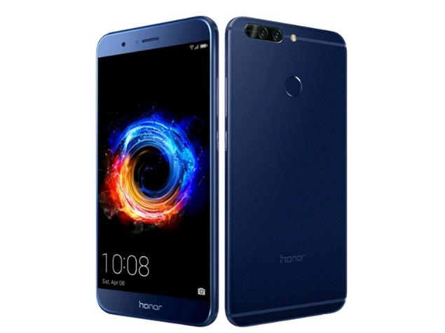 Huawei Honor 8 Pro Launched With Dual Camera Setup and 2K Display
