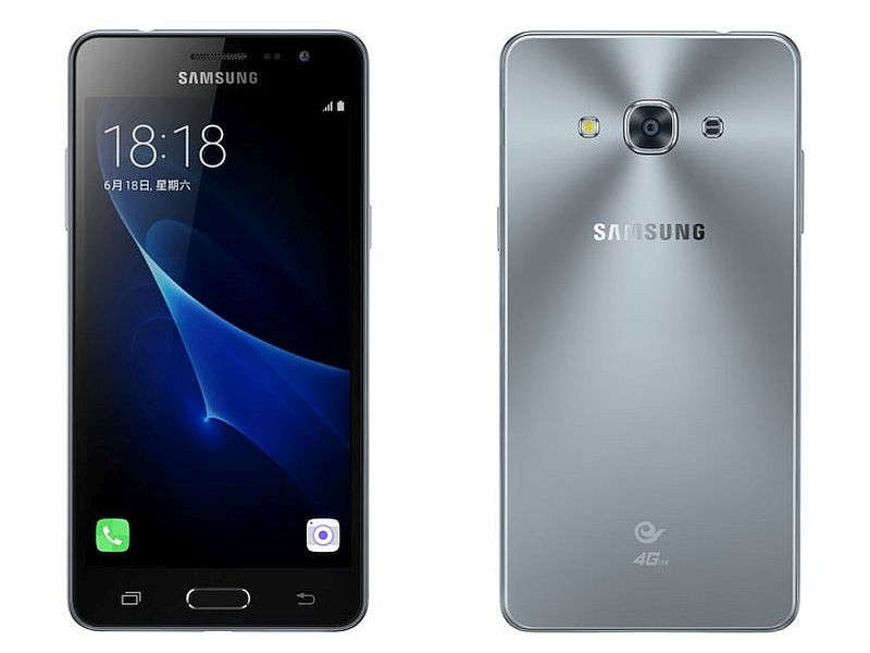 Samsung Galaxy J3 Pro Launched With 1.5GHz Spreadtrum Quad Core Processor