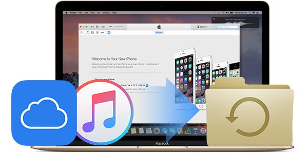 How to view and Extract  iTunes backup content