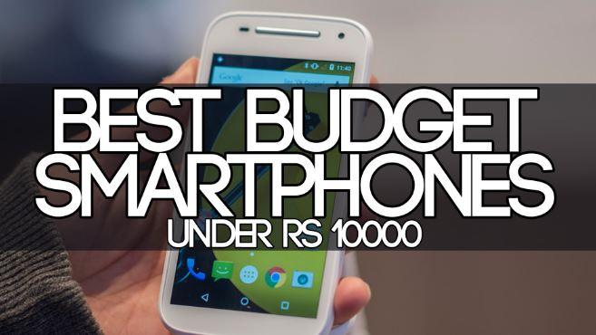 Best Smart Phones Under 10,000